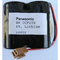Panasonic BR-CCF2TH, Lithium 6V