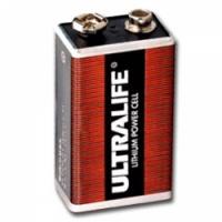 Ultralife 9V Lithium